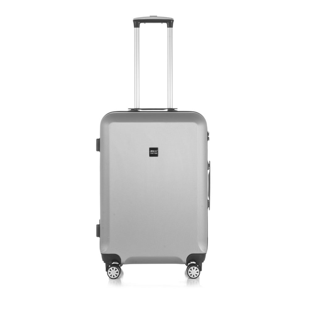 Airbox AZ8 65cm - 4 hjul-Silver
