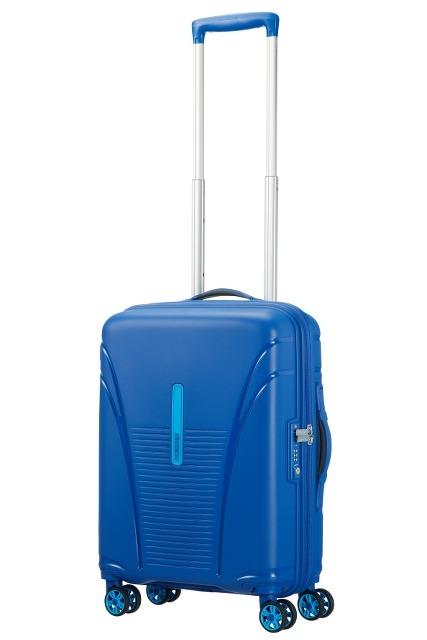 American Tourister Skytracer - Resväska med 4 hjul - 55cm- Highline Blue