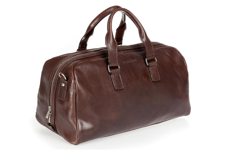 Chiarugi Globe - Bag-Brown