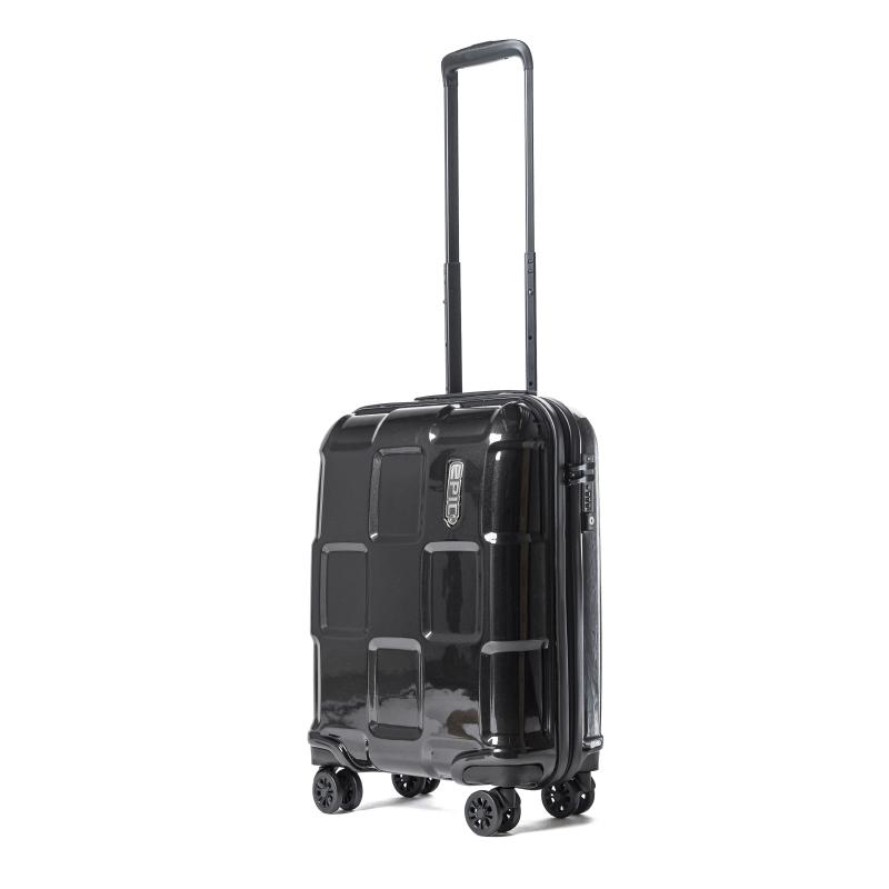 Epic Crate Ex Solid - 55cm - 4 hjul-BlackMETAL