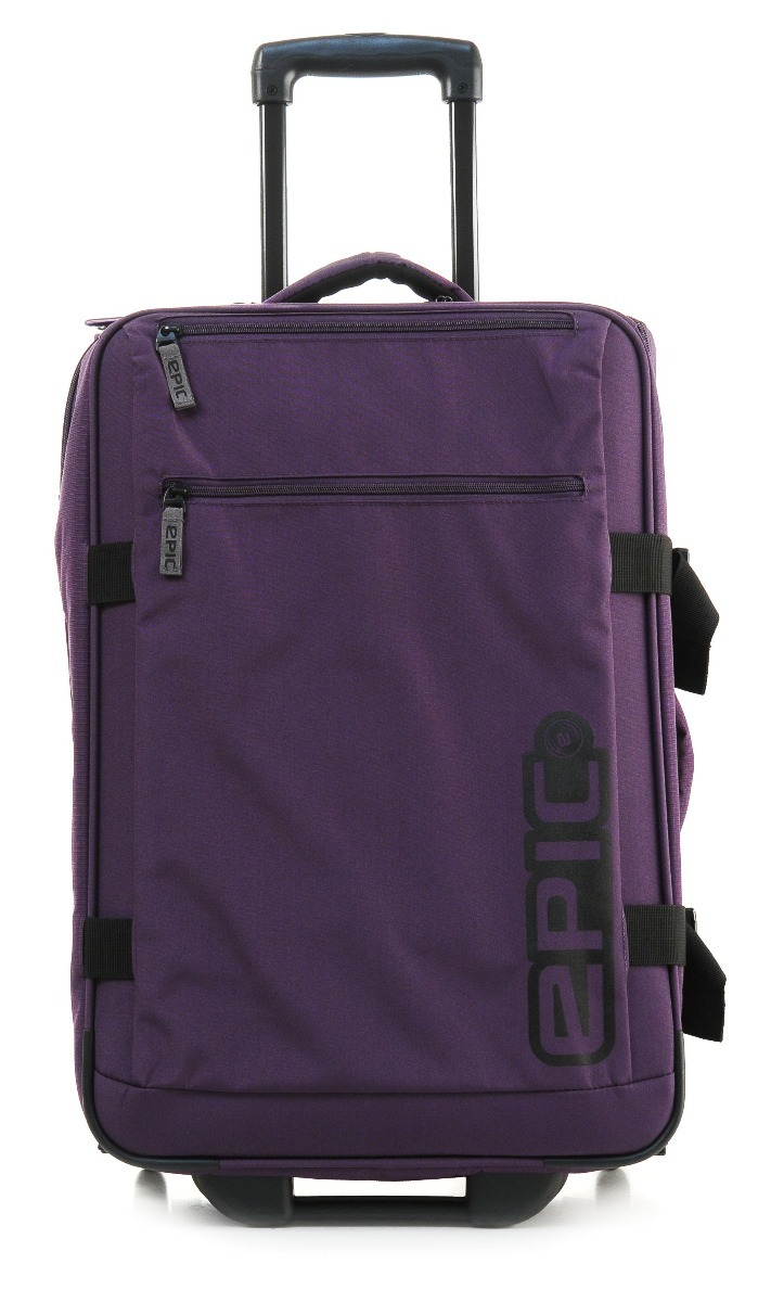 Epic Explorer Trolley 61 cm-Darkpurple